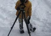 *Nie straszny nam śnieg po kolana :)