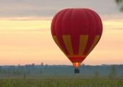 *Balonem nad Biebrzą